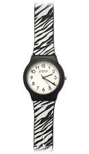 Quartz Watch Plastic Band