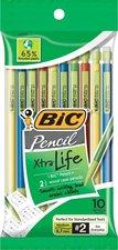 Pencil, Bic, Mech, Ecolutions, .7mm, 10 Pack