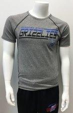 Heather Gray Raglan T-Shirt