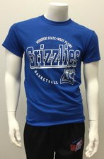 Grizzly Basketball T-Shirt