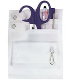 Pocket Organizer Kit White w/Color