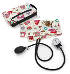 Aneroid Sphygmomanometer Kit w/case Woodsy Animals