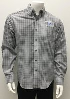 Gingham Checkered Dress Shirt