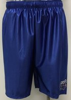 Royal Dazzle Basketball Shorts