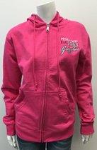 Women's Full Zip Hooded Jacket
