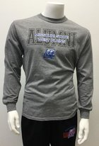 MSU-WP Alumni Heather Gray Long Sleeve T Shirt