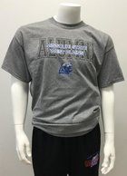 MSU-WP Alumni Heather Gray T Shirt