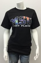 Galaxy MSU West Plains T-shirt
