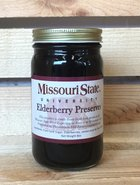 Elderberry Preserves 8oz MSU Mtn Grove