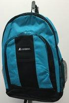 Backpack Burg/Bk Front/side pckts