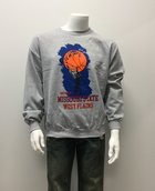 Crew SM Grey Basketball Hand on Ball, Grizzly MSU WP