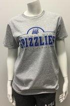 T-Shirt Gray SM Grizzlies Arch/Griz Head