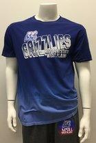 T-Shirt Dip-Dye Royal SM