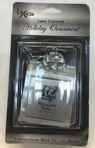 Ornament Pewter Present