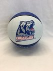 Mini Rubber Basketball w Logo